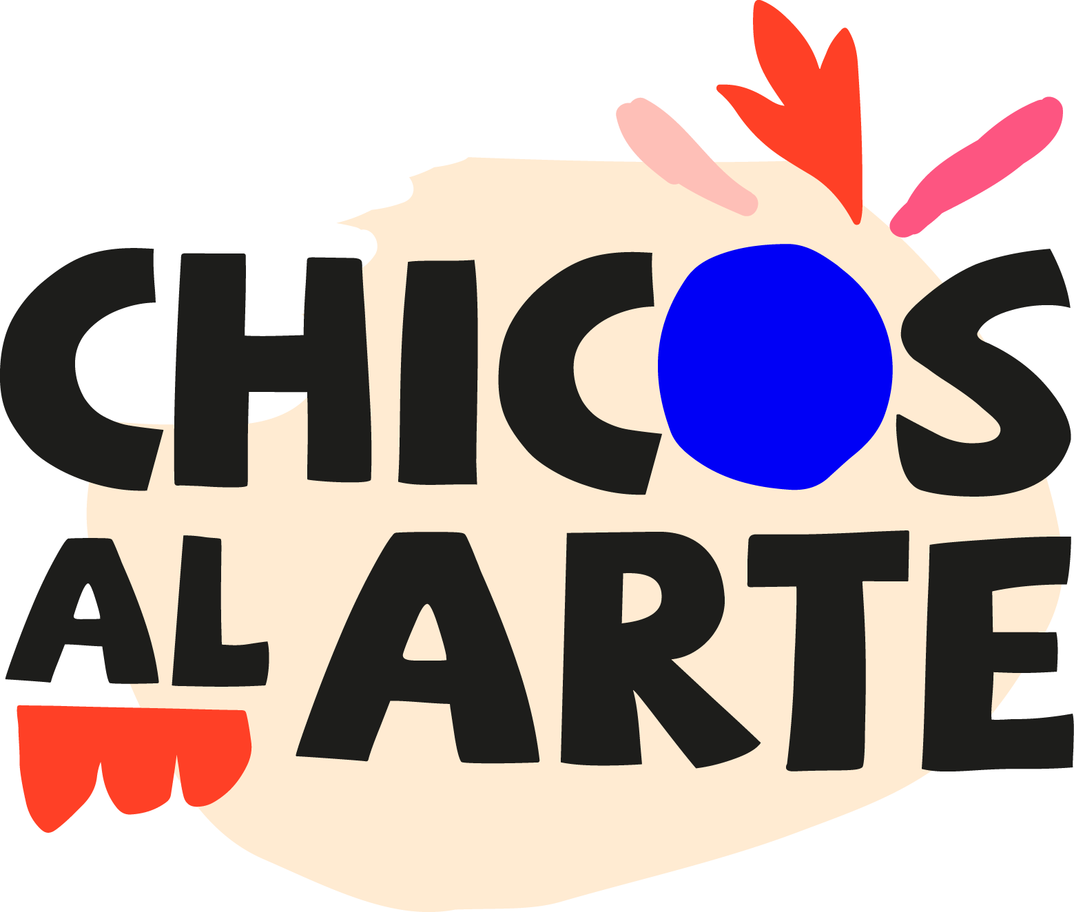 Chicos al arte